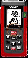 Лазерний дальномір Vorhut VDM-80; 0,05-80м, 7 функцій