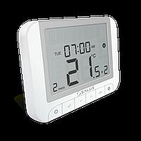 Комнатный термостат недельный Salus RT520RF - беспроводной - программатор, фото 3