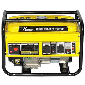 Генератор бензиновый Кентавр КБГ-202А (2,2кВт)