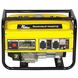 Генератор бензиновый Кентавр КБГ-202А (2,2кВт), фото 2