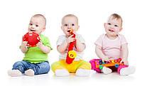 Игрушки для малышей-важный элемент в развитии непоседы