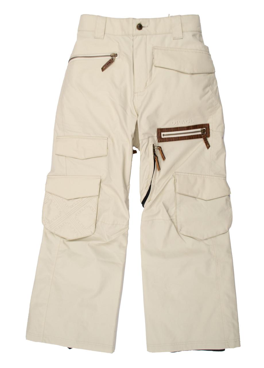 Жіночі гірськолижні штани Orage Jam HPM40 S Grey