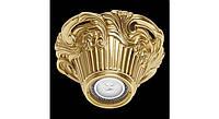 Латунный потолочный накладной светильник CHIANTI, яркое золото