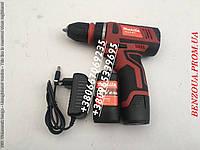 Шуруповерт Makita MT 1201 аккумуляторный быстрозажимной патрон