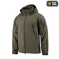 Куртка непромокаемая Soft Shell M-Tac olive L, фото 1