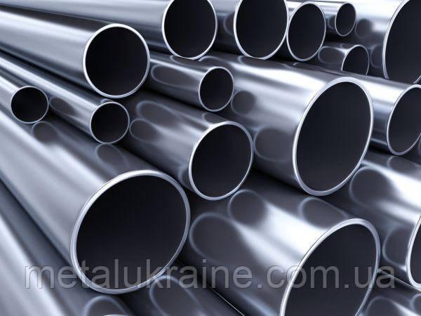 Труба нержавеющая бесшовная 18х0,5 сталь 12Х18Н10Т