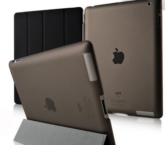 Чехол Smart Cover для Apple iPad 2 / iPad 3 / iPad 4 Black