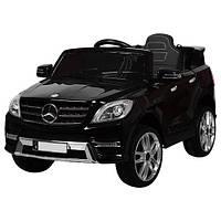 Детский электромобиль Джип «Mercedes-Benz» M 3568EBLR-2 (Черный)
