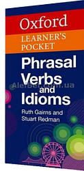 Oxford Learner's Pocket Phrasal Verbs and Idioms / Карманный словарьанглийского языка/ Oxford