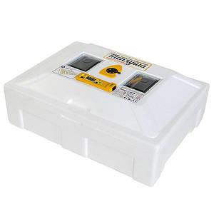 Инкубатор автоматический Теплуша - 72 , 12/220 В, ТЭН + влагомер , для всех видов яиц