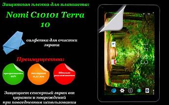 Защитная пленка для планшета Nomi С10101 Terra 10