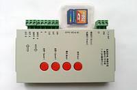 Контроллер адресных лент T1000S поддержка DMX 512 WS2811 WS2801 WS2812B LED controller SD-карта, фото 1