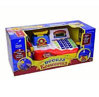 Детский игровой набор Супермаркет кассовый аппарат Kronos Toys KI-7778 (tsi_41835)