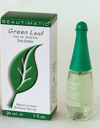Туалетная вода Green Leaf 30 ml, фото 2