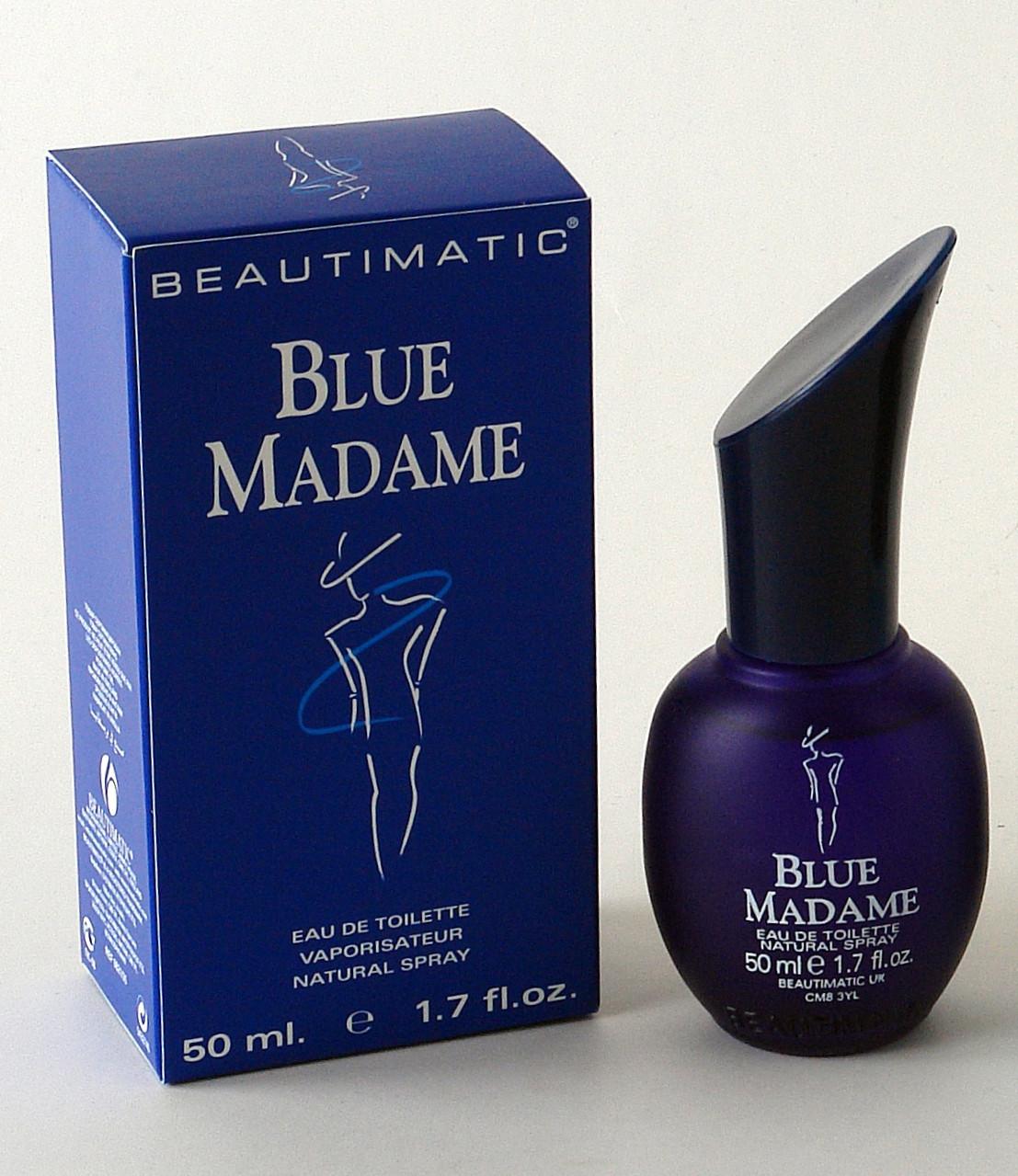 Туалетная вода Blue madame 50 ml