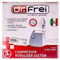 Інгалятор компресорний Dr.Frei Turbo Mini