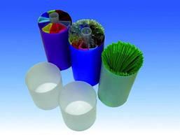 Пластиковые бокалы для криогенных сосудов Дьюара