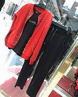 Женский спортивный костюм Zanardi Sogo Amn Philipp Plein батал 52 54 56размер Турция бренд 2019