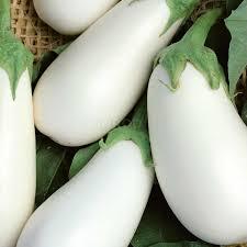 Семена Баклажана Айсберг (белый) 100 г