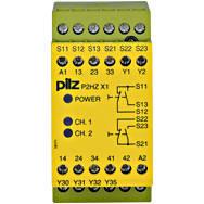 774341 Реле безпеки PILZ P2HZ X1 26VDC 3n/o 1n/c