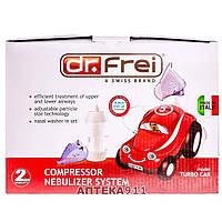 Інгалятор компресорний Dr.Frei Turbo Car