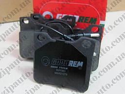 Тормозные колодки задние Mercedes Vito W638 TDI | GOODREM
