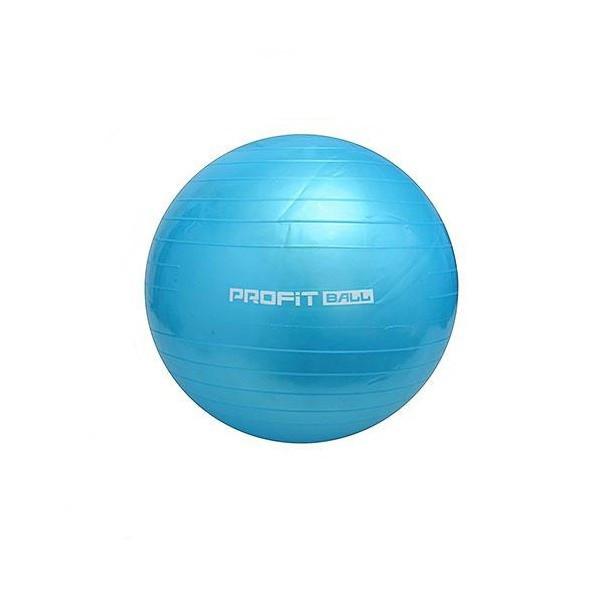 f0058785335a19 Мяч для фитнеса Profit Ball M0276 U/R 65 см Синий (10-29-M0276 ...