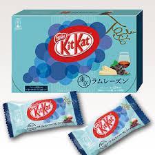 Kit Kat Ром Изюм