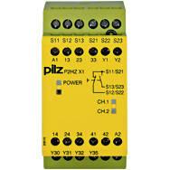 774438 Реле безпеки PILZ P2HZ X1 230VAC 3n/o 1n/c