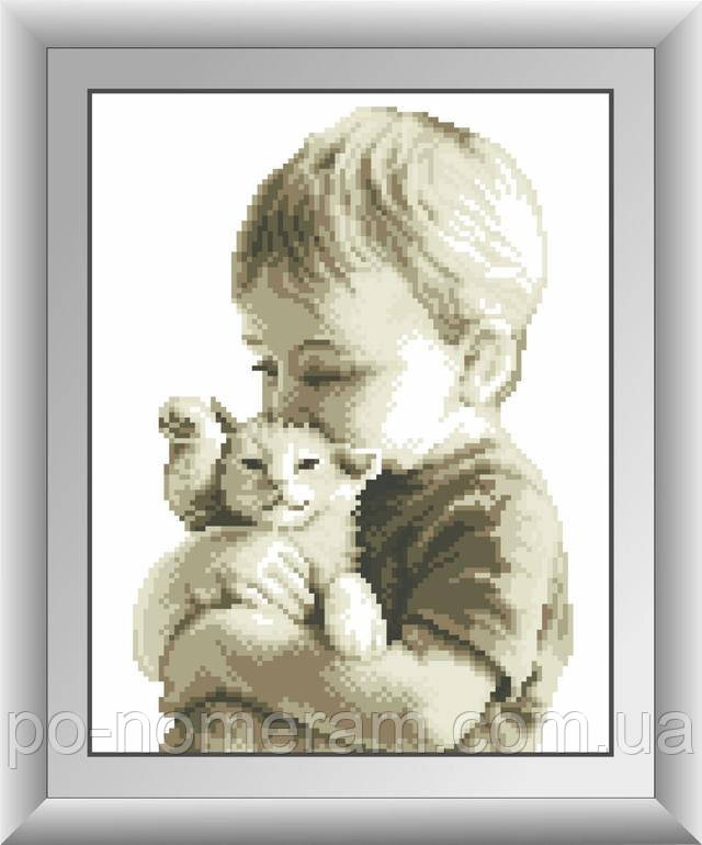 Картина из страз для детской комнаты