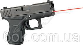 Целеуказатель LaserMax для Glock43 красный