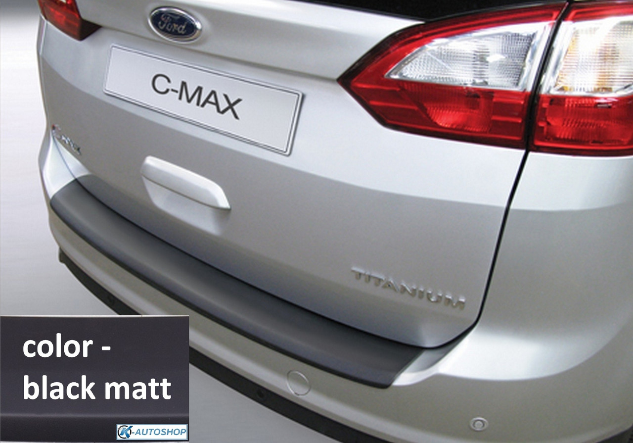 RBP508 Ford Grand C-Max 2010-2015 rear bumper protector