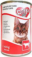 Консервированный корм для кошек , 415 г из Венгрии