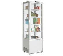 Шкафы холодильные стеклянные