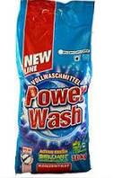 """Универсальный стиральный порошок из Германии """"Power Wash"""" 10 кг (без фосфатов)"""