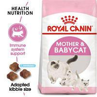 Роял Канин Мазе Энд Бебикэт Royal Canin Mother Babycat сухой корм для кормящих кошек и котят 4 кг