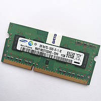 Оперативная память для ноутбука Samsung SODIMM DDR3 2Gb 1333MHz 10600S CL9 (M471B5773DH0-CH9) Б/У