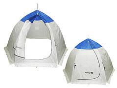 Палатка зимняя шестигранная Fishing ROI Tornado 1 (280*240*160см)