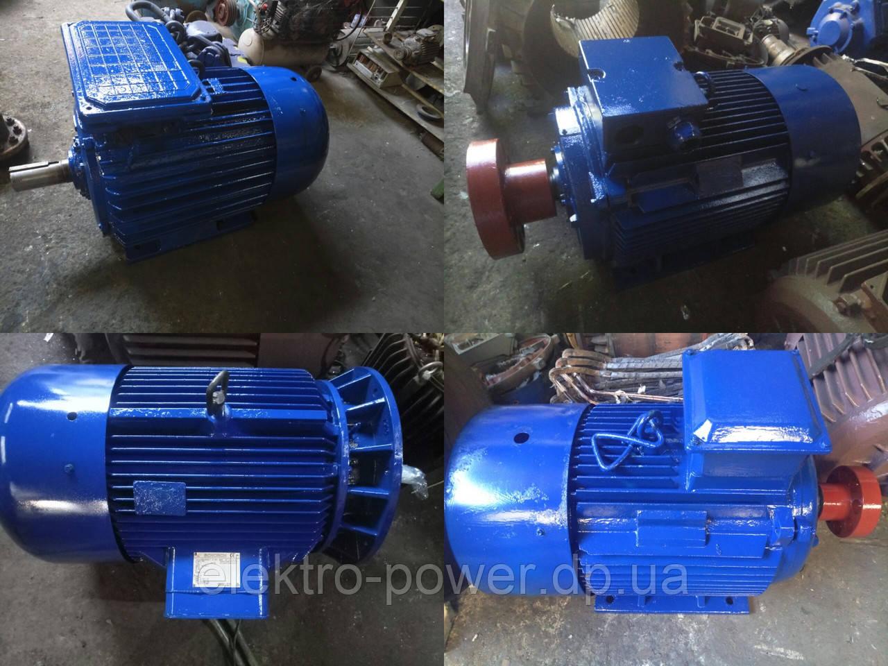 Ремонт низковольтных электродвигателей