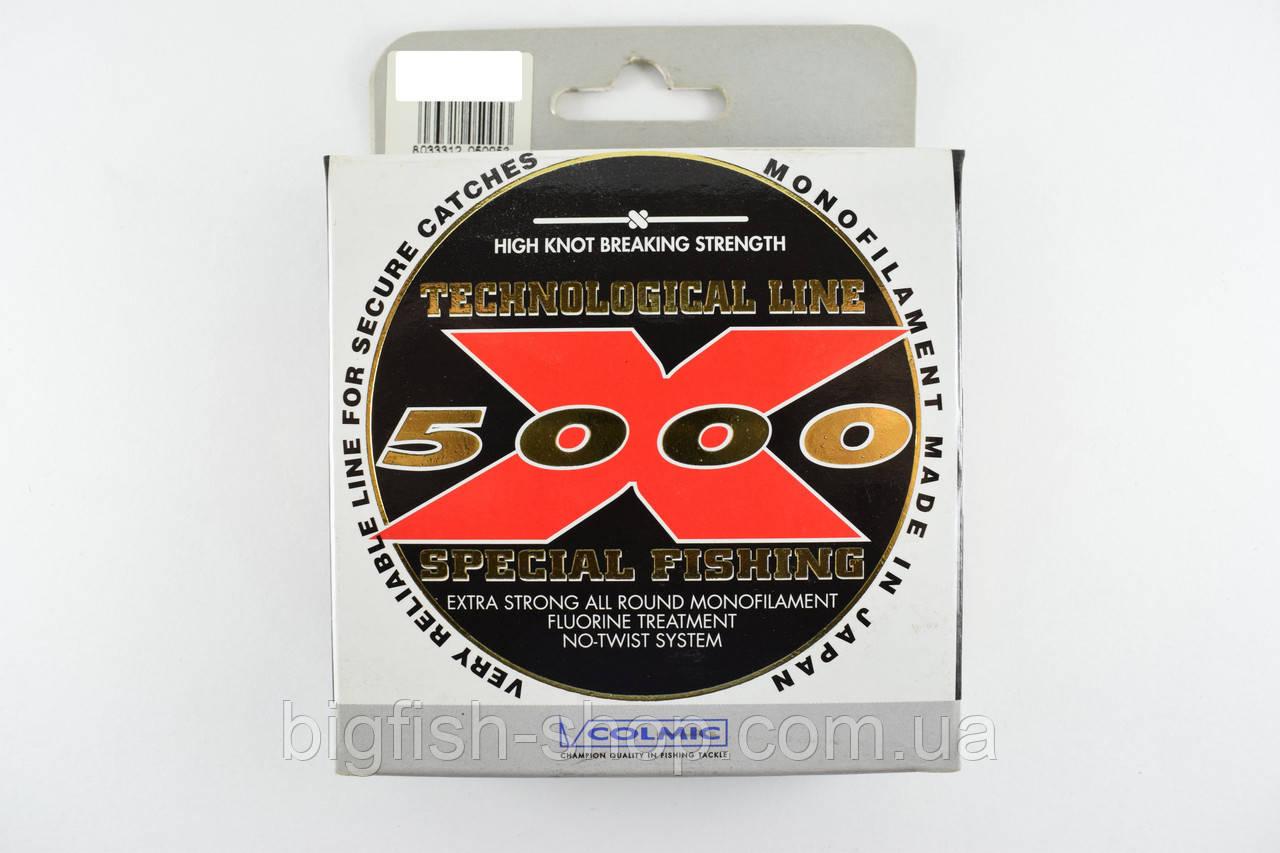 Волосінь Colmic X-5000 0.145 мм.