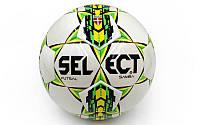 Мяч для футзала SAMBA, PU, №4, клееный (FB-4765-W), фото 1