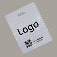 Пакеты банан с логотипом 30*40