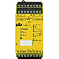 787331 Реле безпеки PILZ  P2HZ X1P C 24VAC 3n/o 1n/c 2so