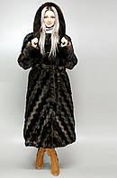 Длинная женская искусственная шуба 102 (48–58р) в расцветках