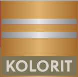 """Краски для стен и потолка """"Kolorit"""""""