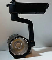 Светильник светодиодный TRL20W2 4200К ЧЕРНЫЙ трековый на шинопровод, фото 1