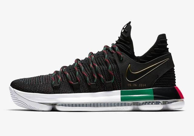 Nike KD 10 Black