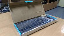 Комплект беспроводной Rapoo 8000 Black/Blue, фото 2