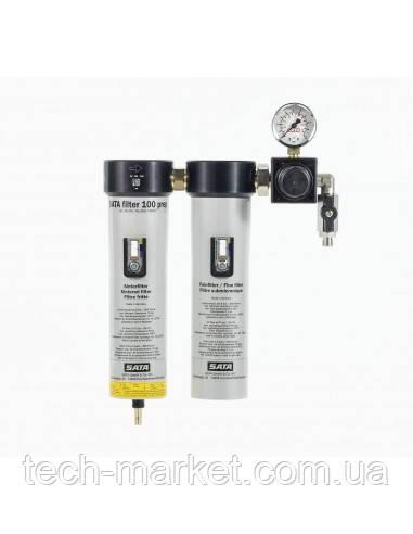 Двухступенчатый фильтр SATA