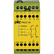 774063 Реле безпеки PILZ PNOZ 16 110VAC 24VDC 2n/o